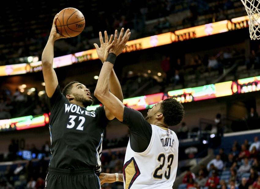 Game Preview: Timberwolves at Pelicans
