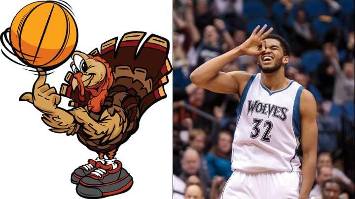 Thanksgiving Special: Five Things Wolves Fans Can Be Thankful For