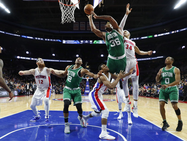 Your Morning Dump... Where Marcus Smart nearly killed himself for that W