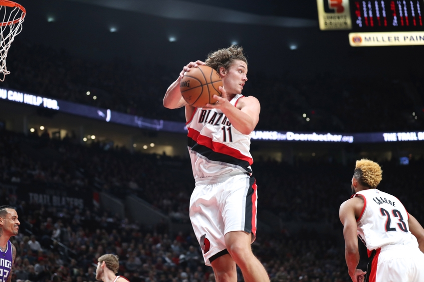 Portland Trail Blazers Losing Defensive And Rebounding Battles