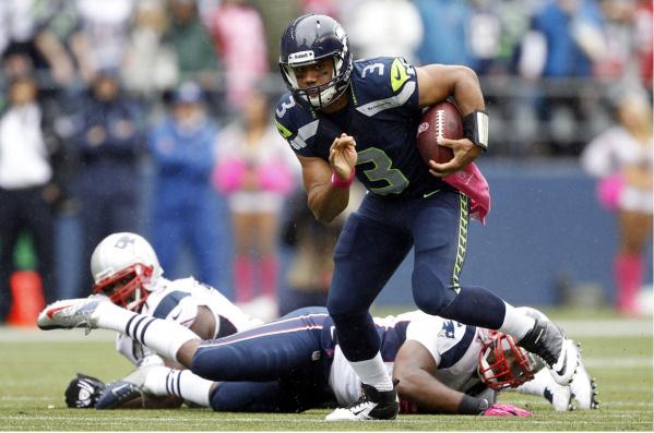 He Said / She Said - Seattle Seahawks At New England Patriots