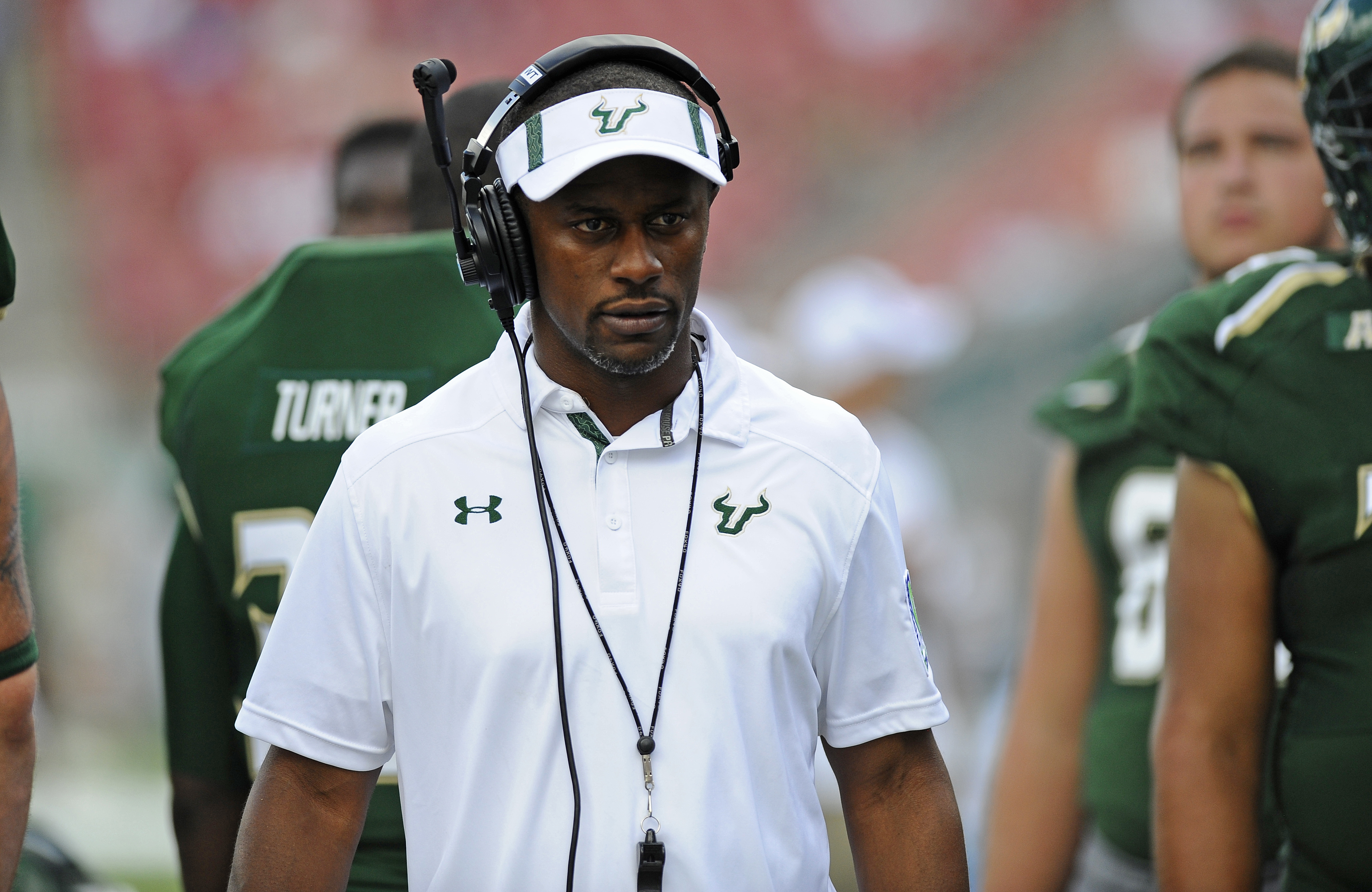 REPORT: Willie Taggart Named Oregon Ducks Coach