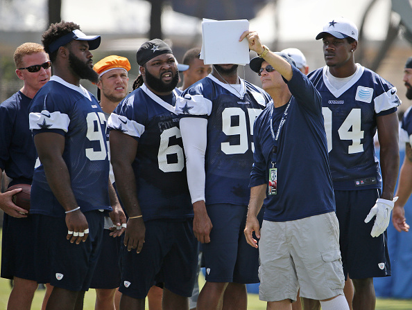 How Many Snaps for Randy Gregory?