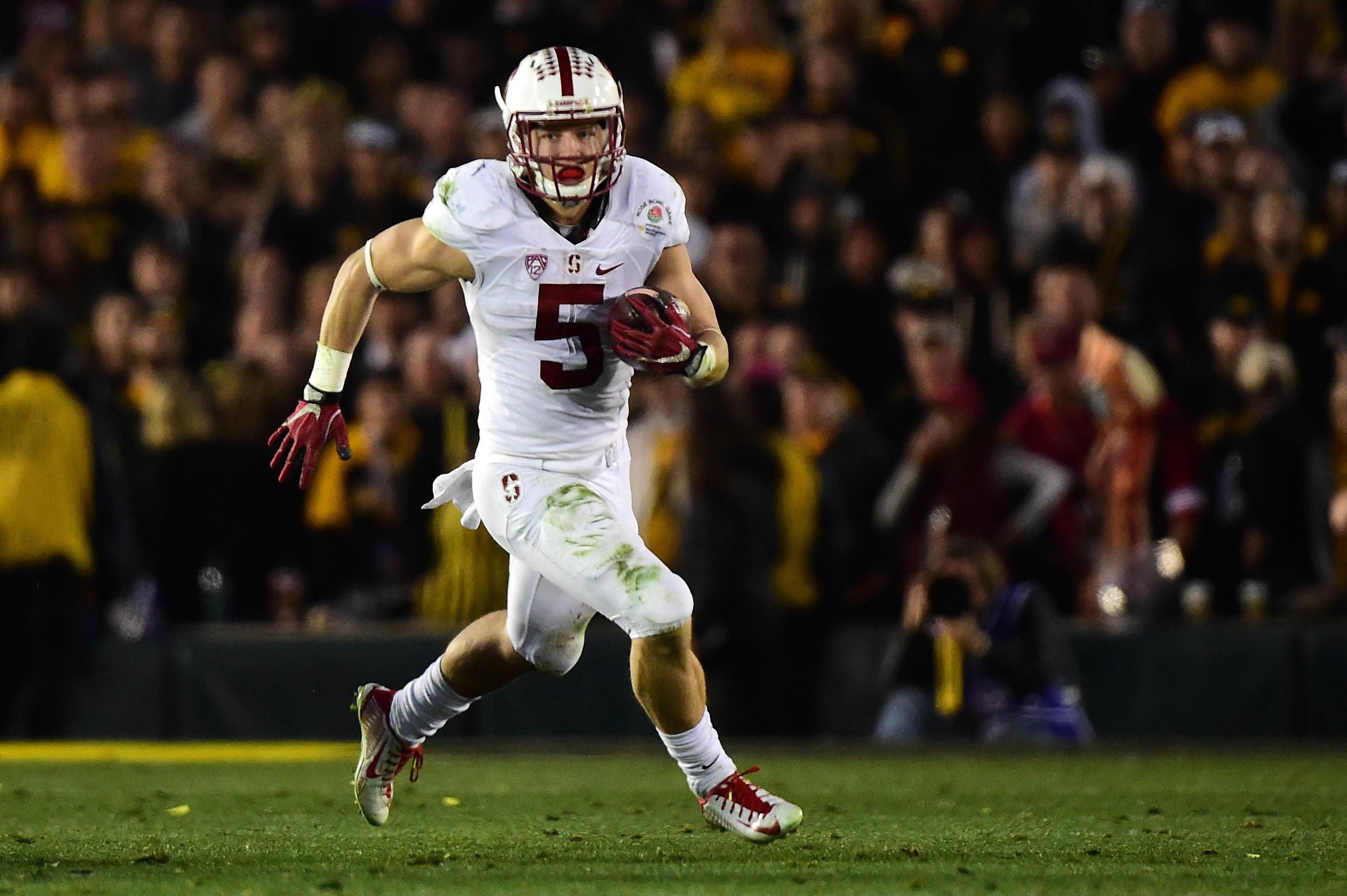 REPORT: Christian McCaffrey Declares for NFL Draft