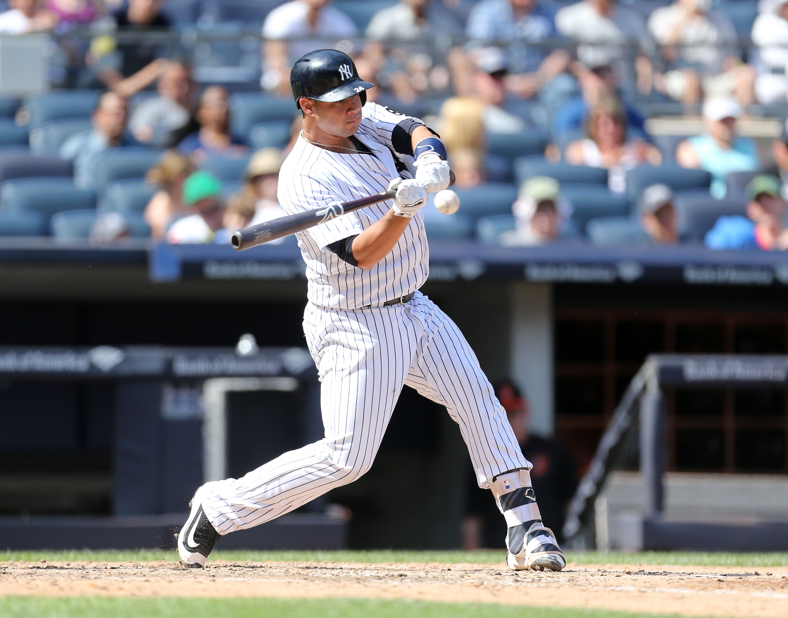 Gary Sanchez's Insane Month of August Is Among the Best This Decade