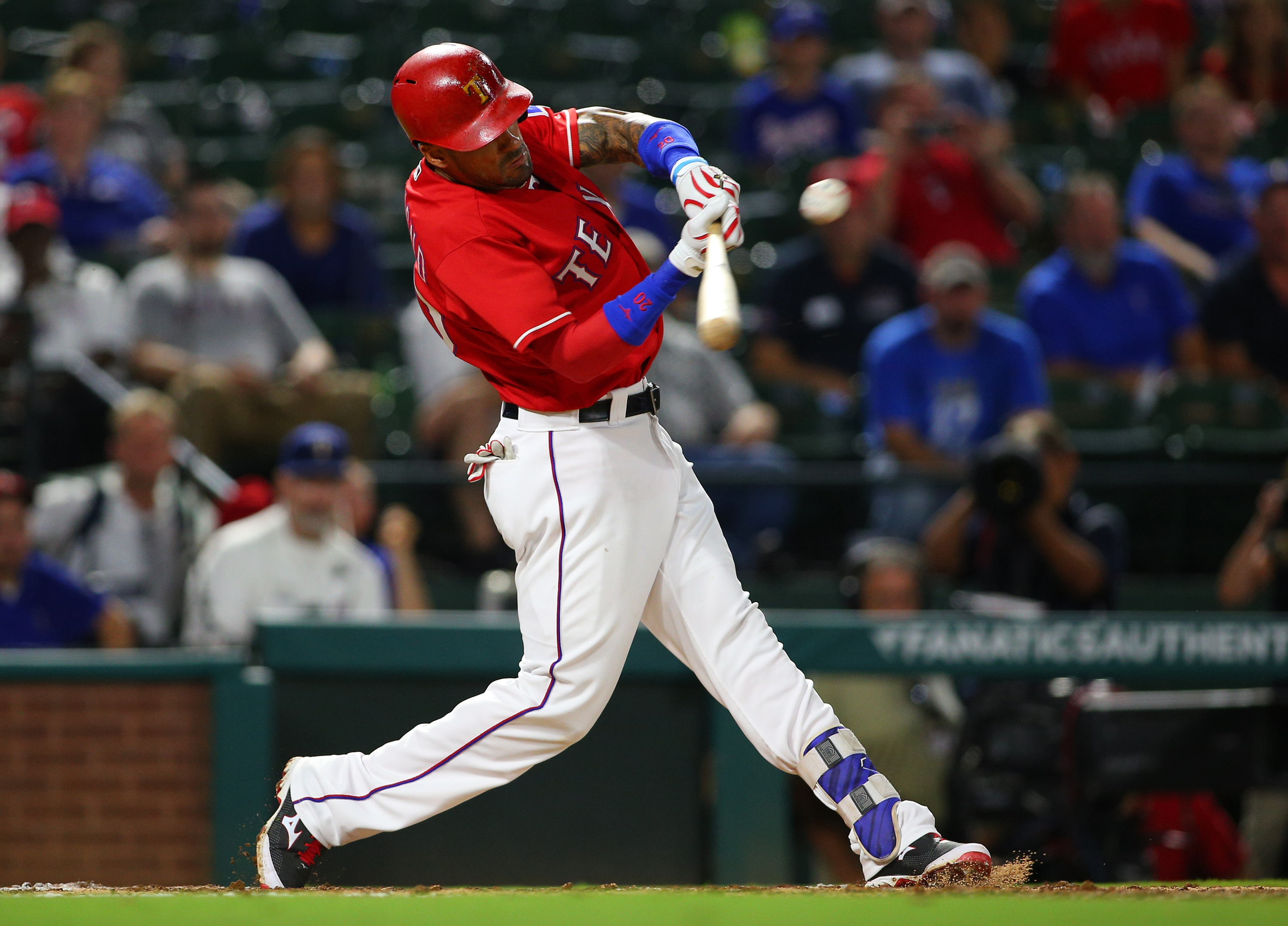 Signing Ian Desmond Is Just as Risky This Year as it Was Last Year