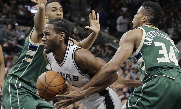 Energy, Effort, and Execution key Spurs comeback vs. Bucks