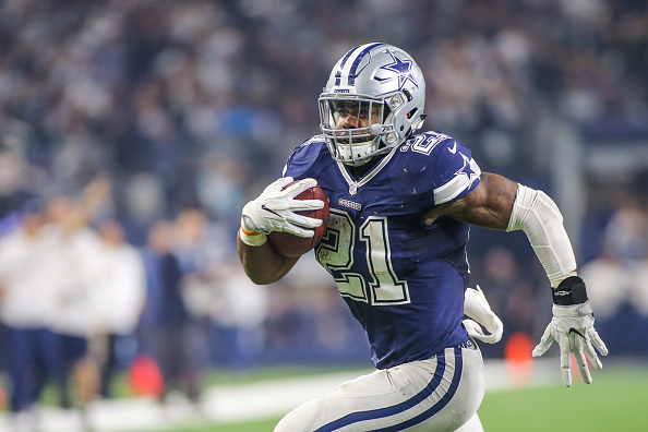 Can the Giants Stop Zeke in Rematch?