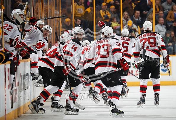 Devils Weekend Review: Predators and Boucher