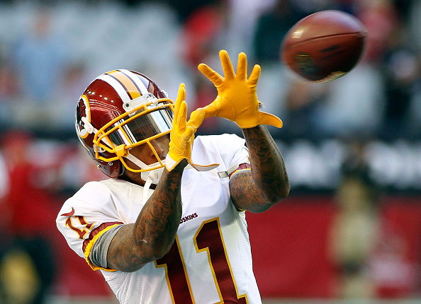 DeSean Jackson on pending free agency: We'll see how it plays out