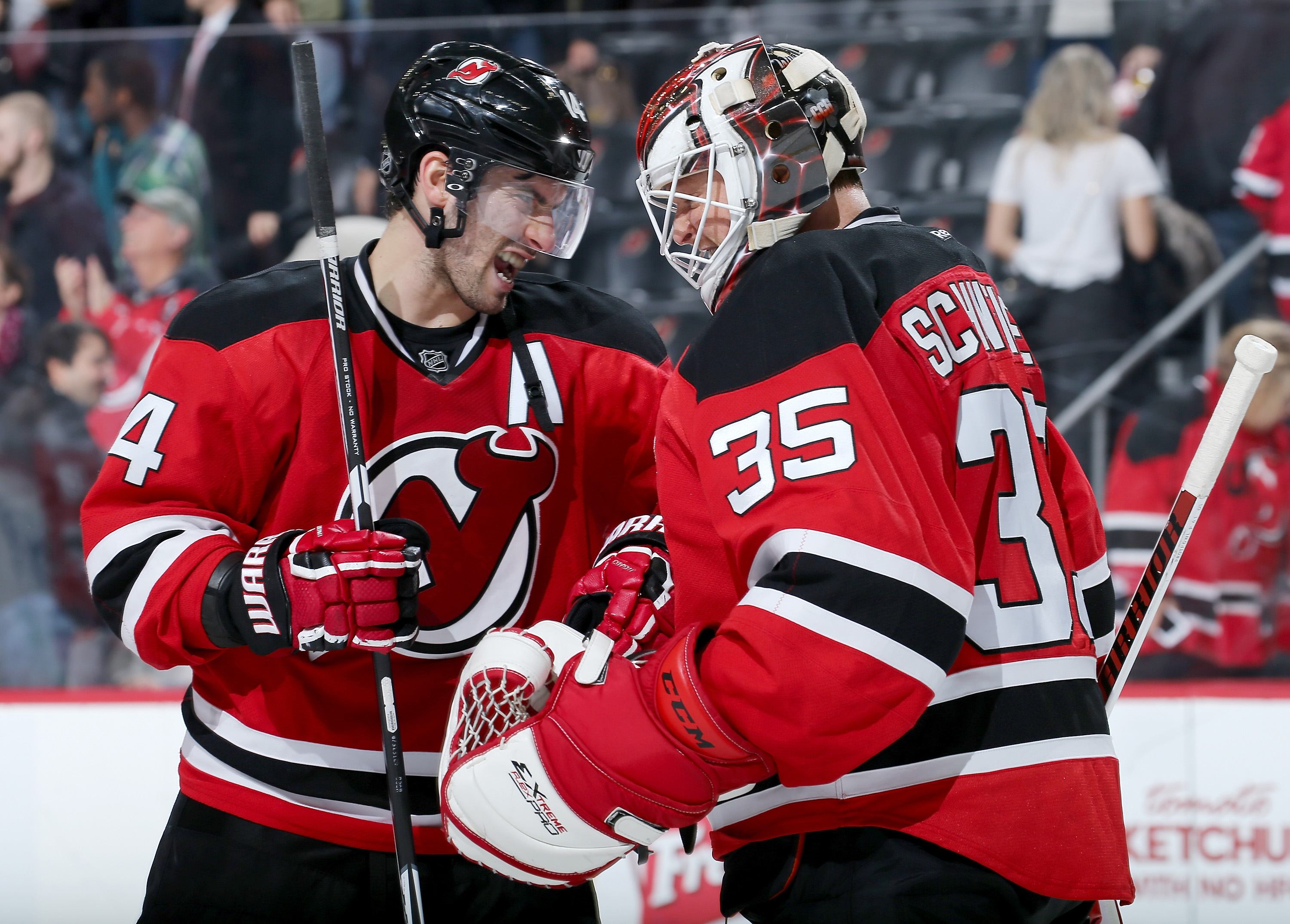 Armchair Analysis: Devils Take Care of Vancouver