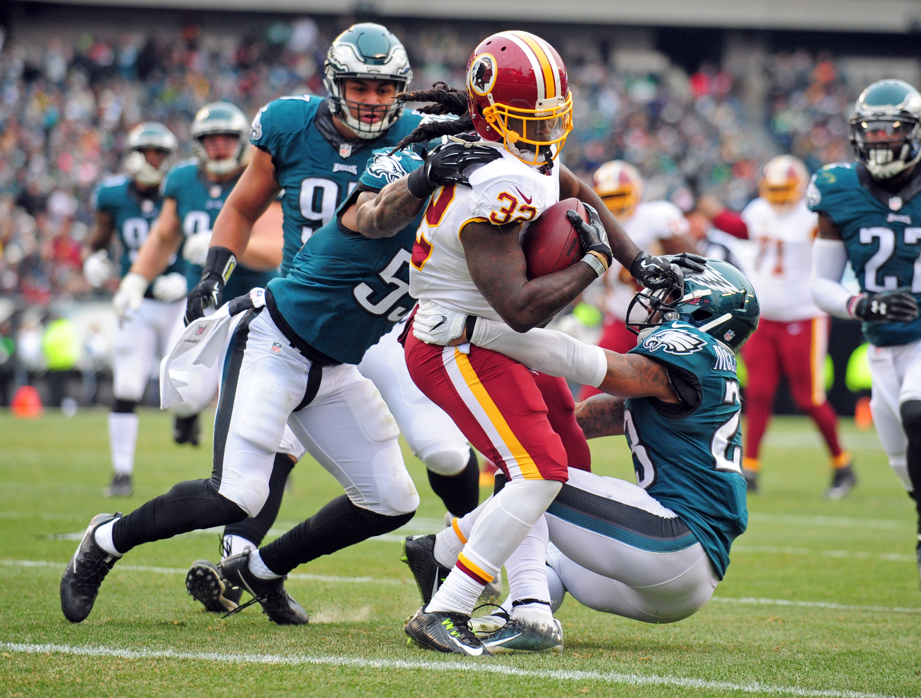 Week 14 Wrap-Up: Philadelphia Eagles vs. Washington Redskins