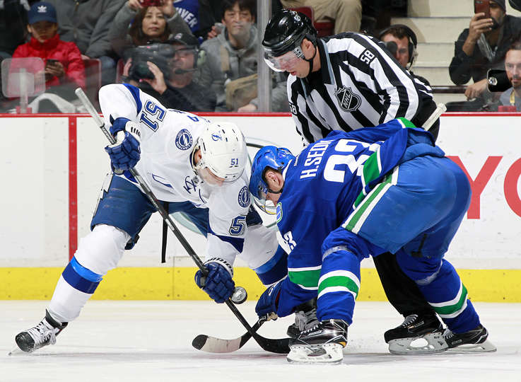 Game Recap: Canucks Beat Bolts 4-2 (W/Videos)