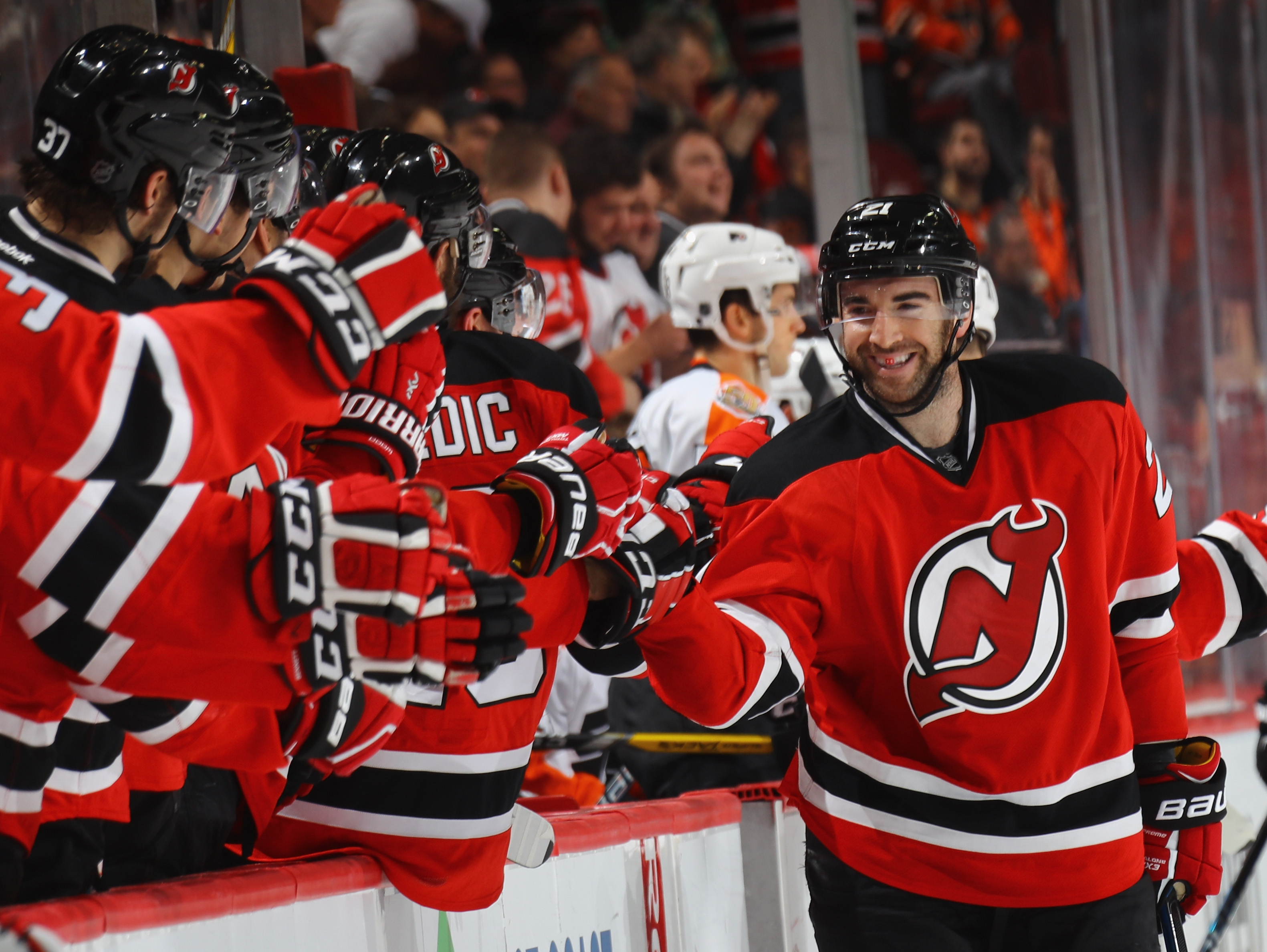 Devils Snap Losing Streak Against Flyers