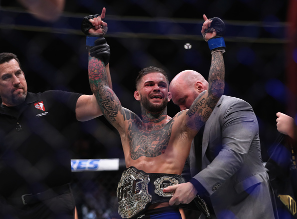 UFC Vegas 27 DraftKings Picks