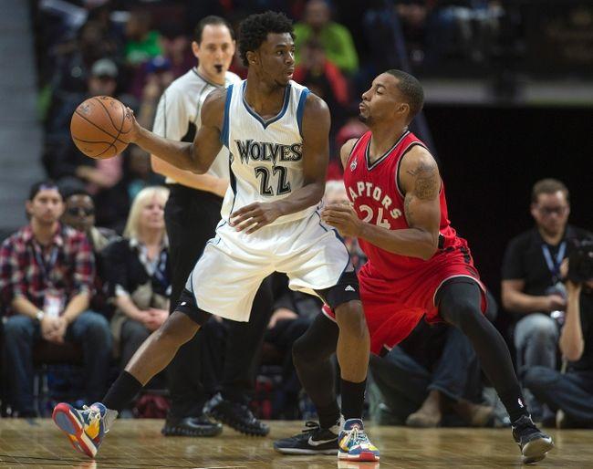 Game Preview: Timberwolves at Raptors