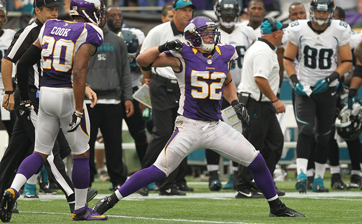 Vikings vs. Jags: What to Expect