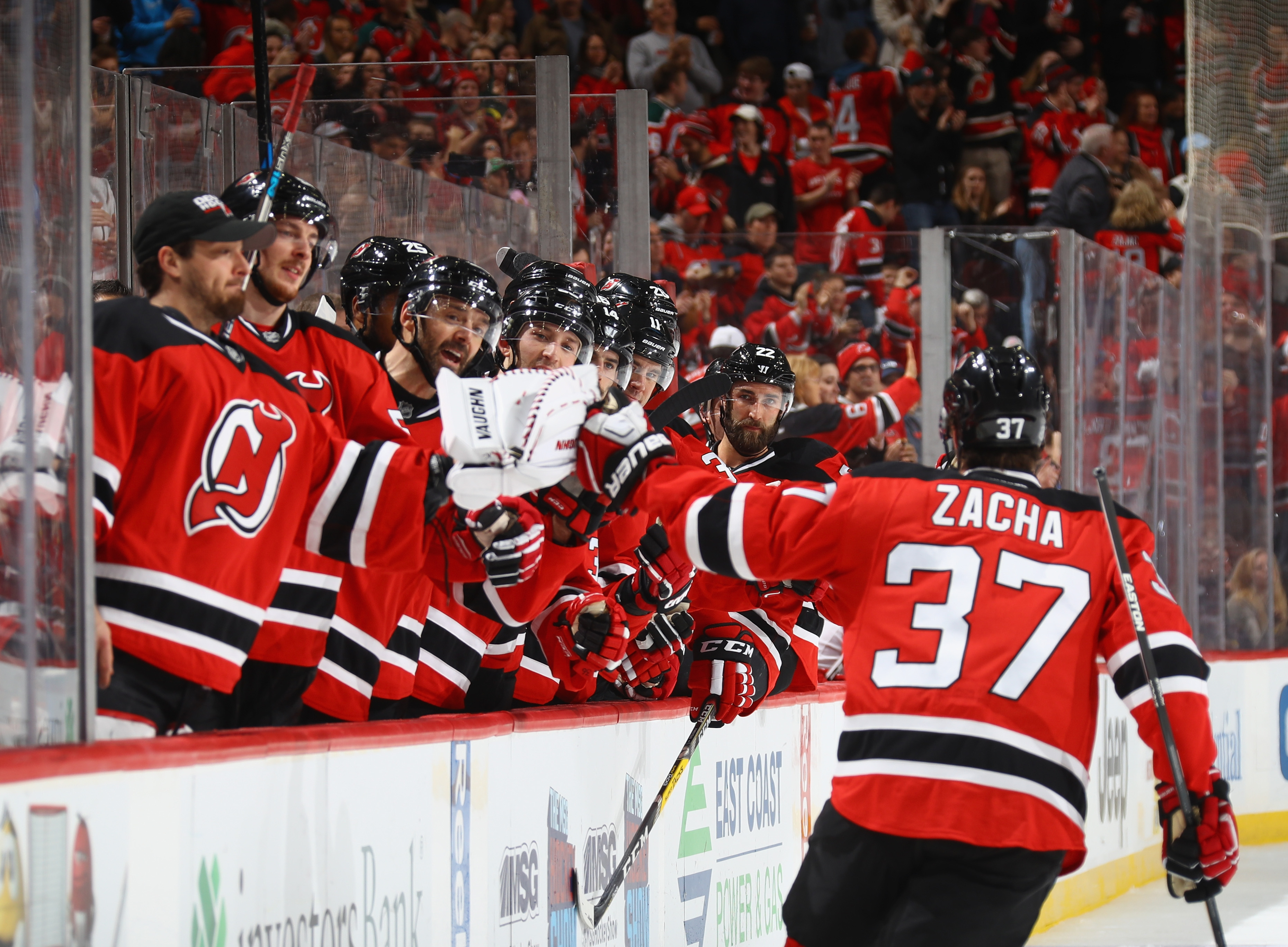 NJ Devils - November Review