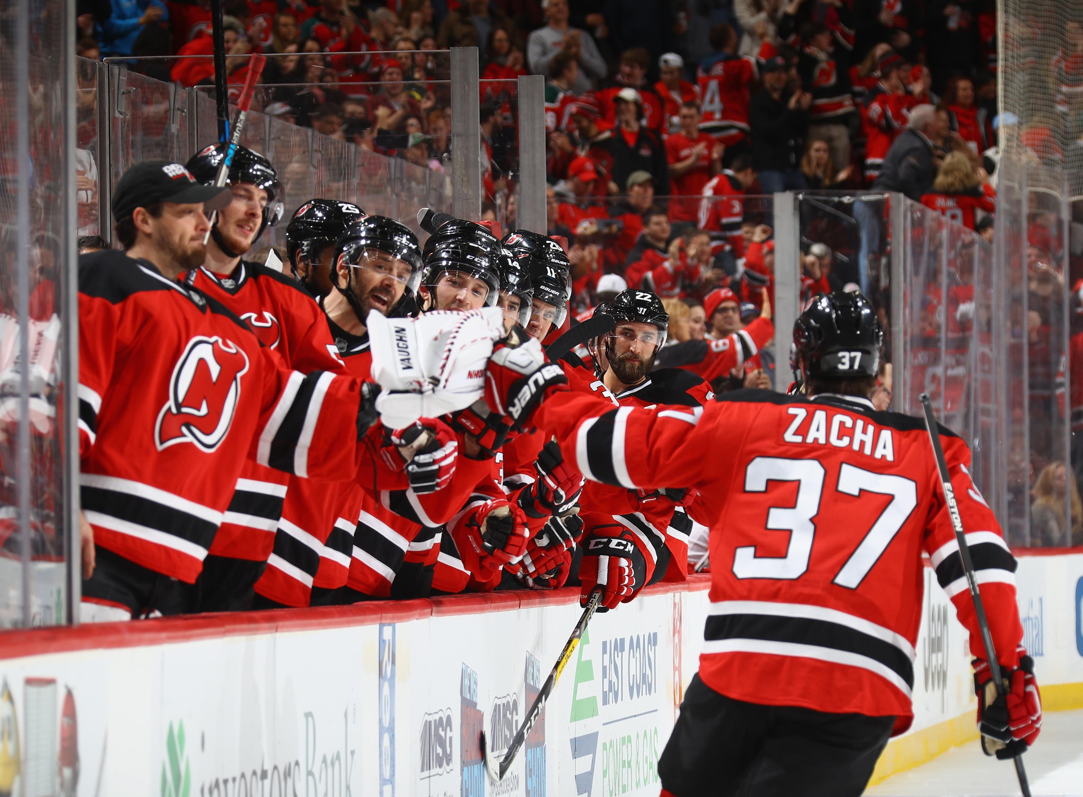NJ Devils - November Review