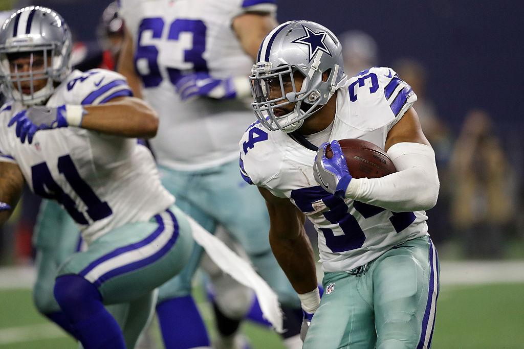 Cowboys Activate McFadden, Release Jackson