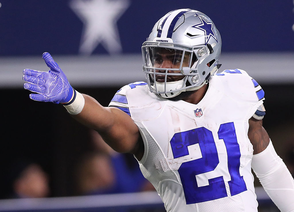 Cowboys Clinch NFC East and Homefield Advantage