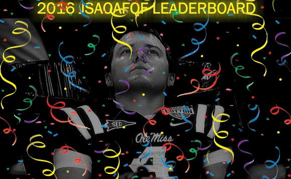 2016 JSAOAFQF Trophy Presentation