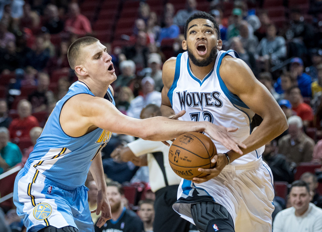 Game Preview: Timberwolves at Nuggets