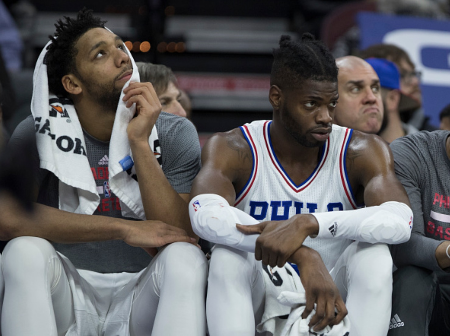 Big Man Saga Continues in Sixers Loss to New Orleans