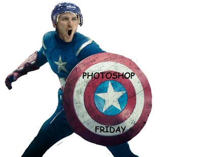 Photoshop Friday - Ryan Snow?