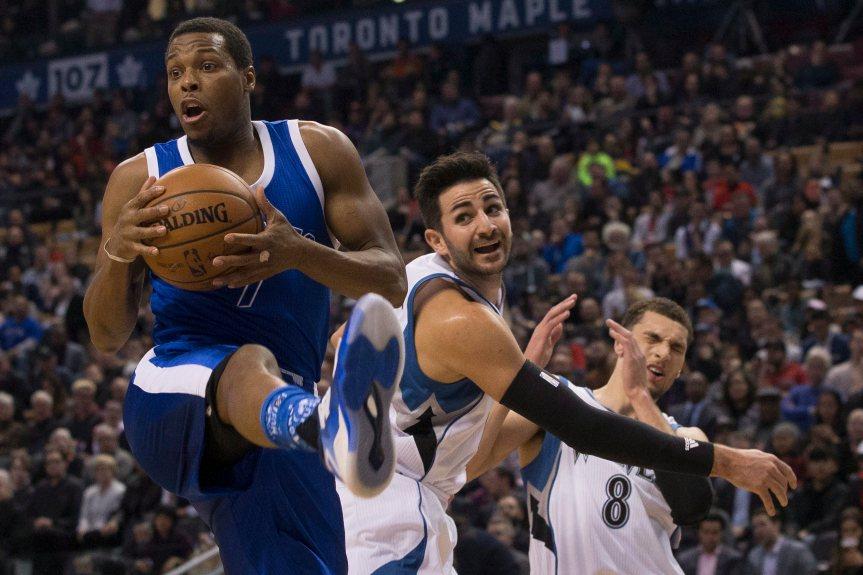 DeRozan, Lowry, and Valancuinas trio lead Raptors over Timberwolves