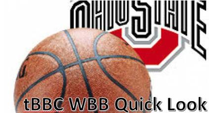 tBBC #12/13 Ohio State Women's Basketball Quick Look: Winthrop