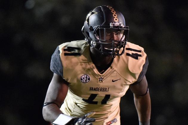 2017 NFL Draft: Vanderbilt's Zach Cunningham and NC State's Bradley Chubb Lead December 26th Bowl Previews