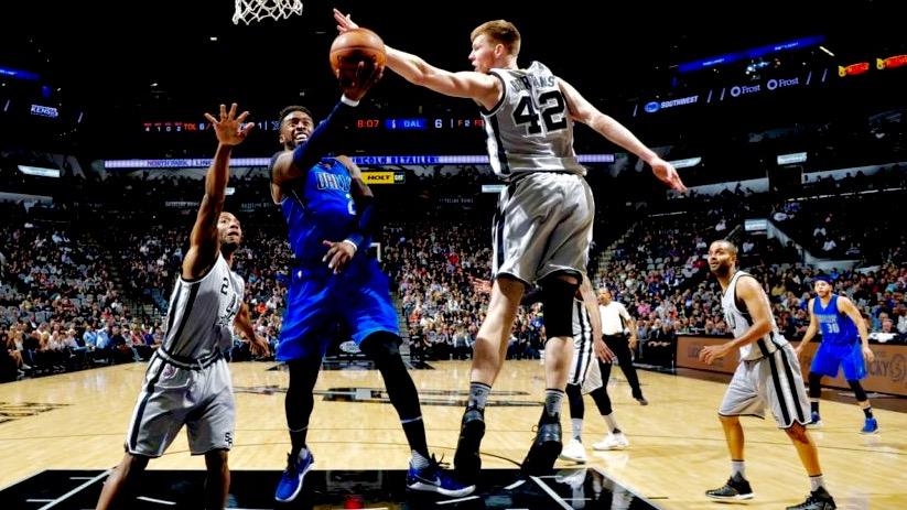 The Spurs' Odd January Losses