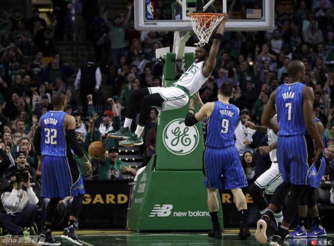 Videos of the Day: Celtics make light work of Magic