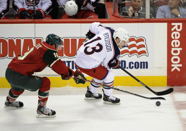 The Aftermath Game #35: Blue Jackets @ Wild
