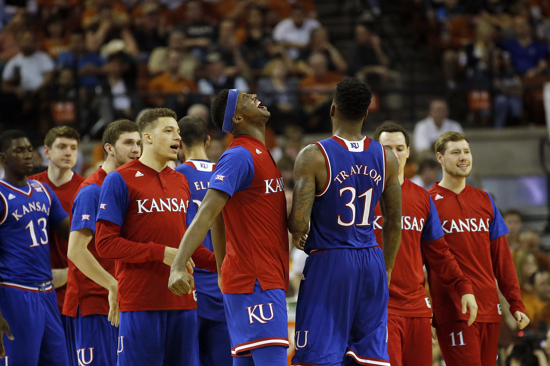 WATCH: Kansas Jayhawks Beat KSU on Buzzer Beater