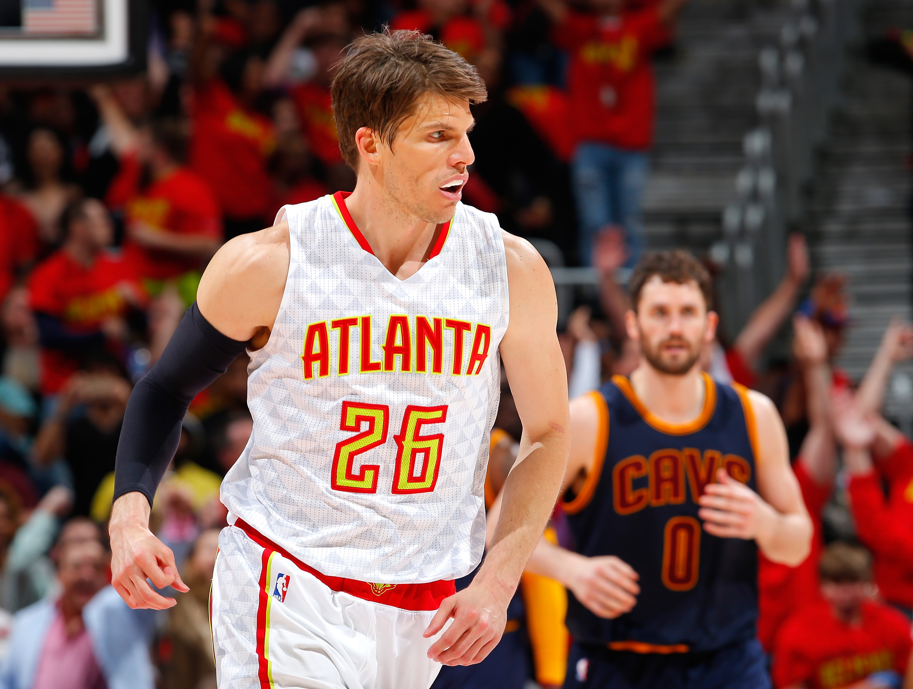 BREAKING: Cavs acquire sharpshooter Korver