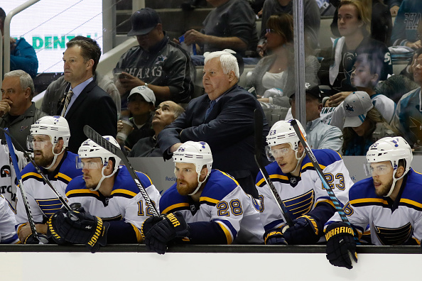 It's time for the Blues to move from Ken Hitchcock to Mike Yeo