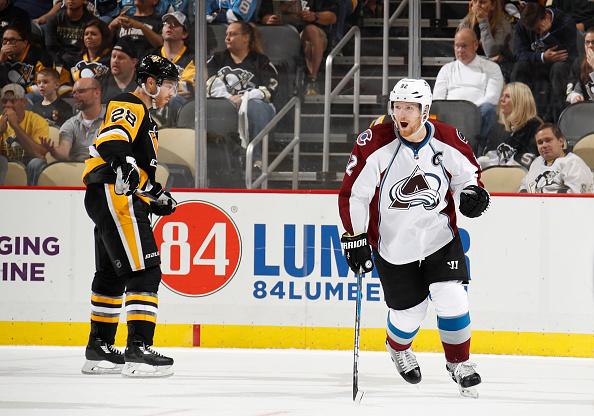 Report: Bruins, Avs have discussed Gabriel Landeskog