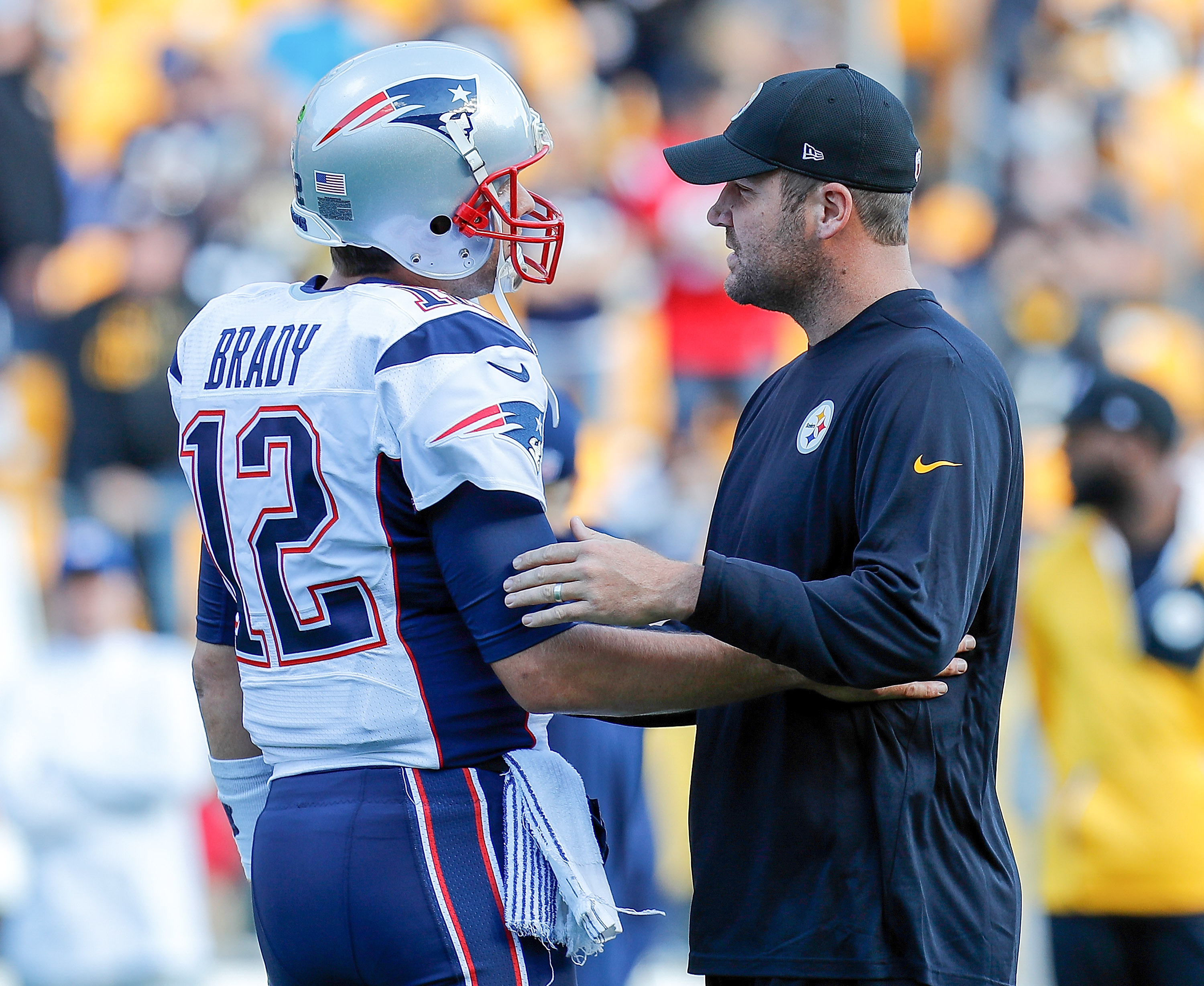 Championship Sunday predictions: Steelers vs Patriots