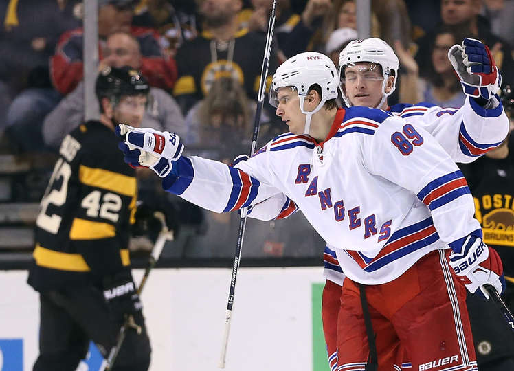 """After """"Thoughts"""": Updates As Rangers Return From Break"""