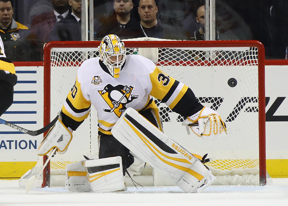 Who are the best NHL rookie goaltenders?
