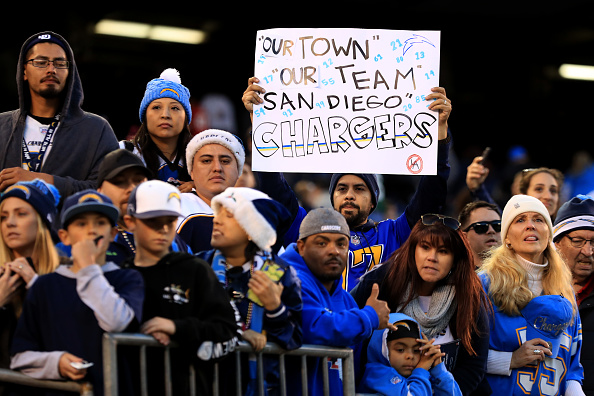 Unwelcoming the Chargers to the city of Los Angeles