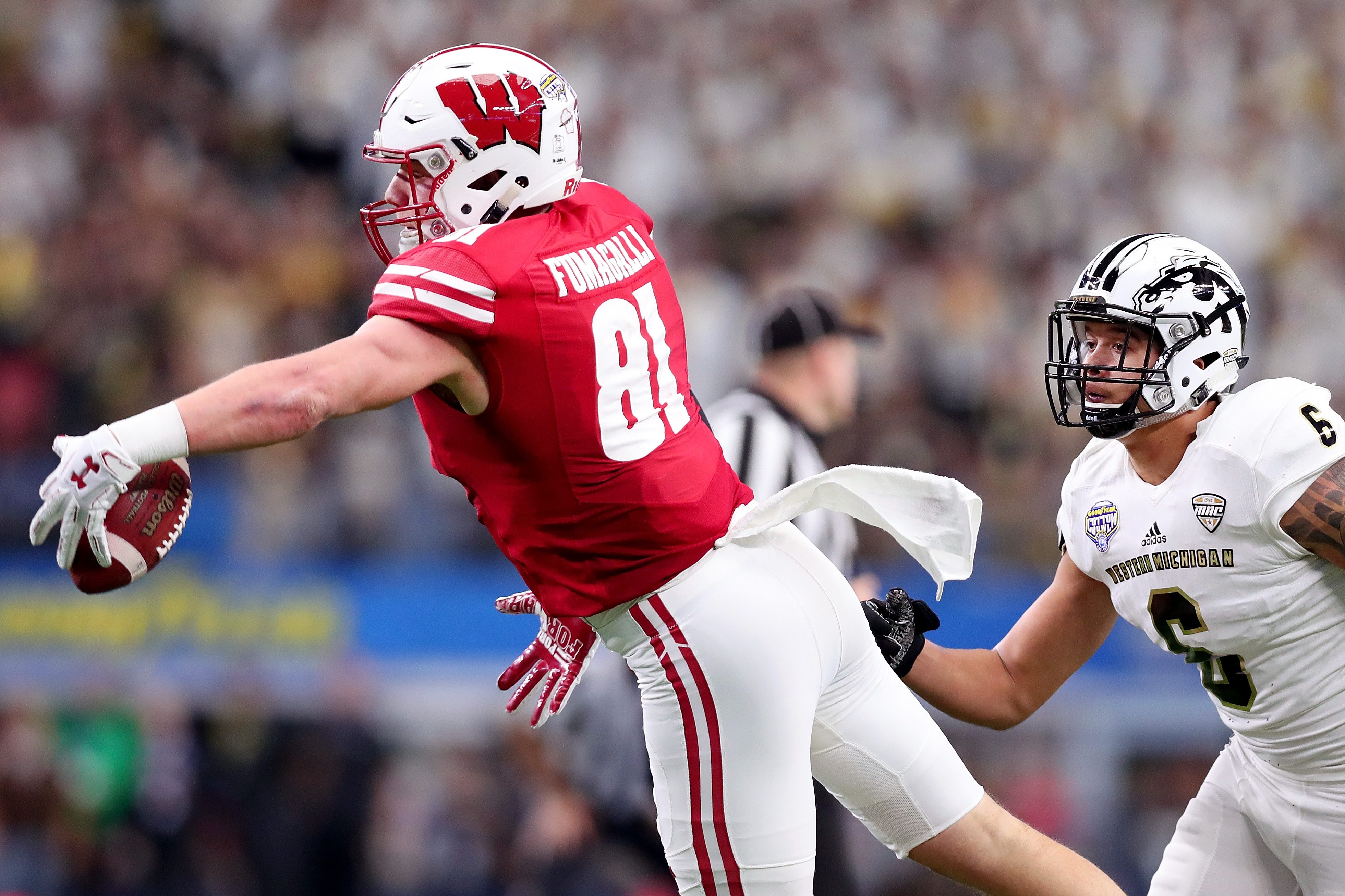 Projecting 2017 Wisconsin Badgers Offensive Depth Chart
