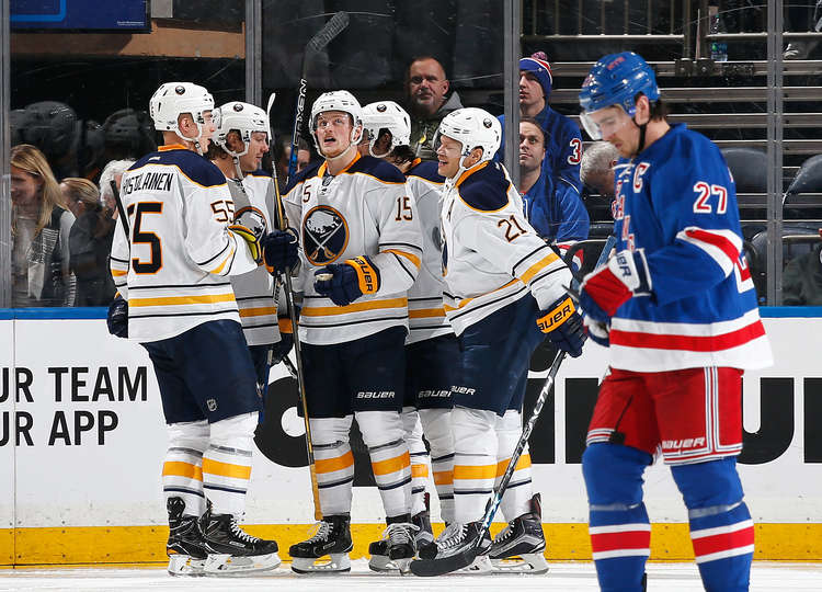 Rangers Start New Year With Dud
