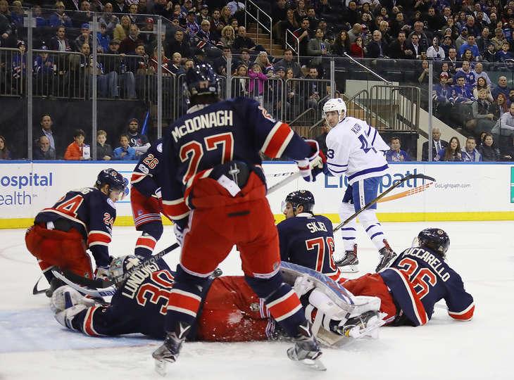 Game 46: Rangers @ Maple Leafs Gameday Thread