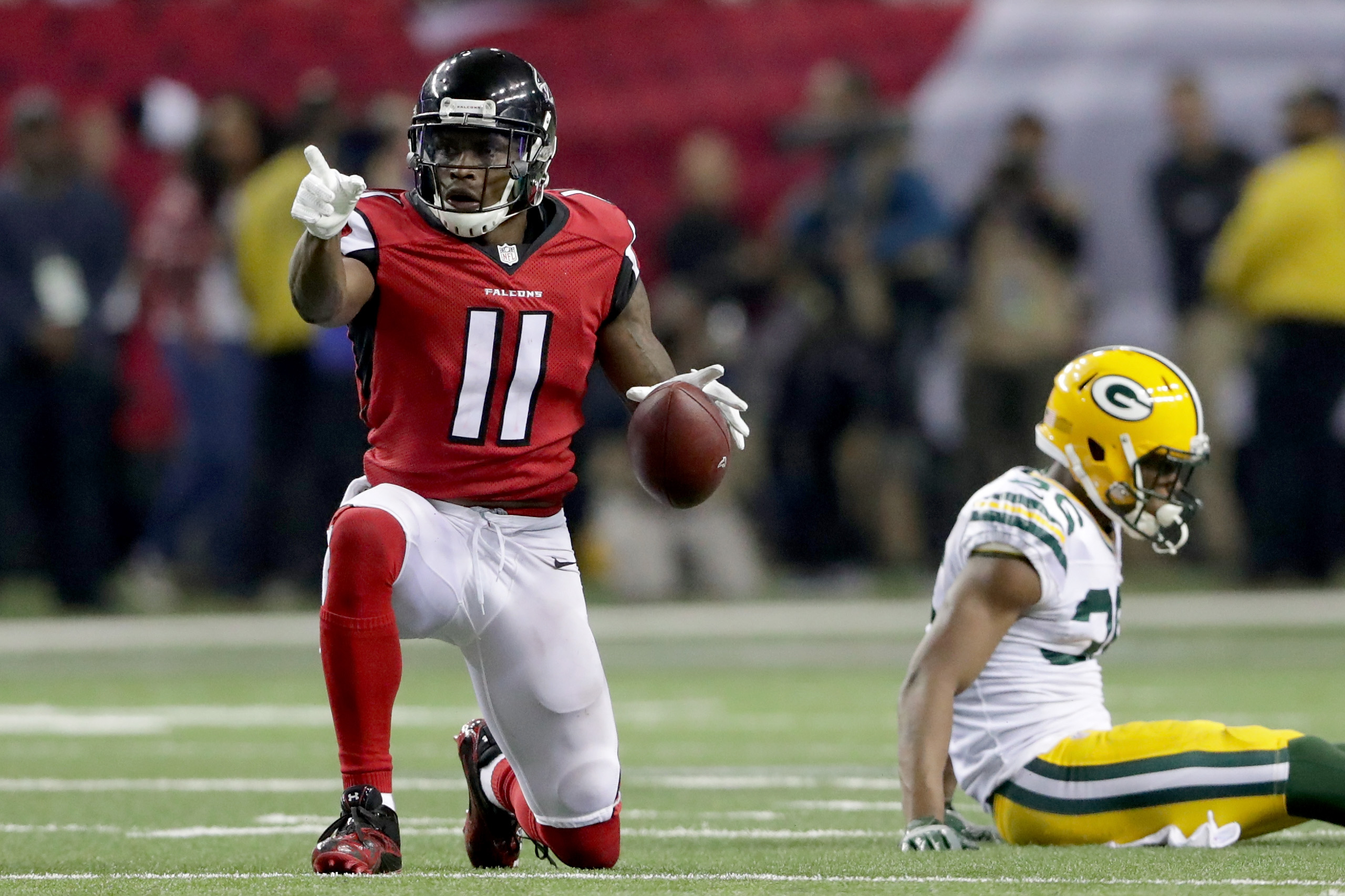 Julio Jones could soon be a $100 million man