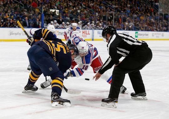 Game 40: Rangers vs. Sabres Gameday Thread