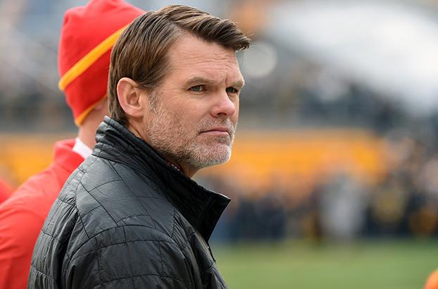 Colts Introduce New GM Chris Ballard