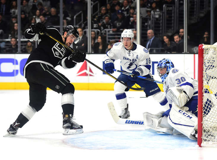Game Recap: No Victor No Problem - Lightning Beat Kings 2-1